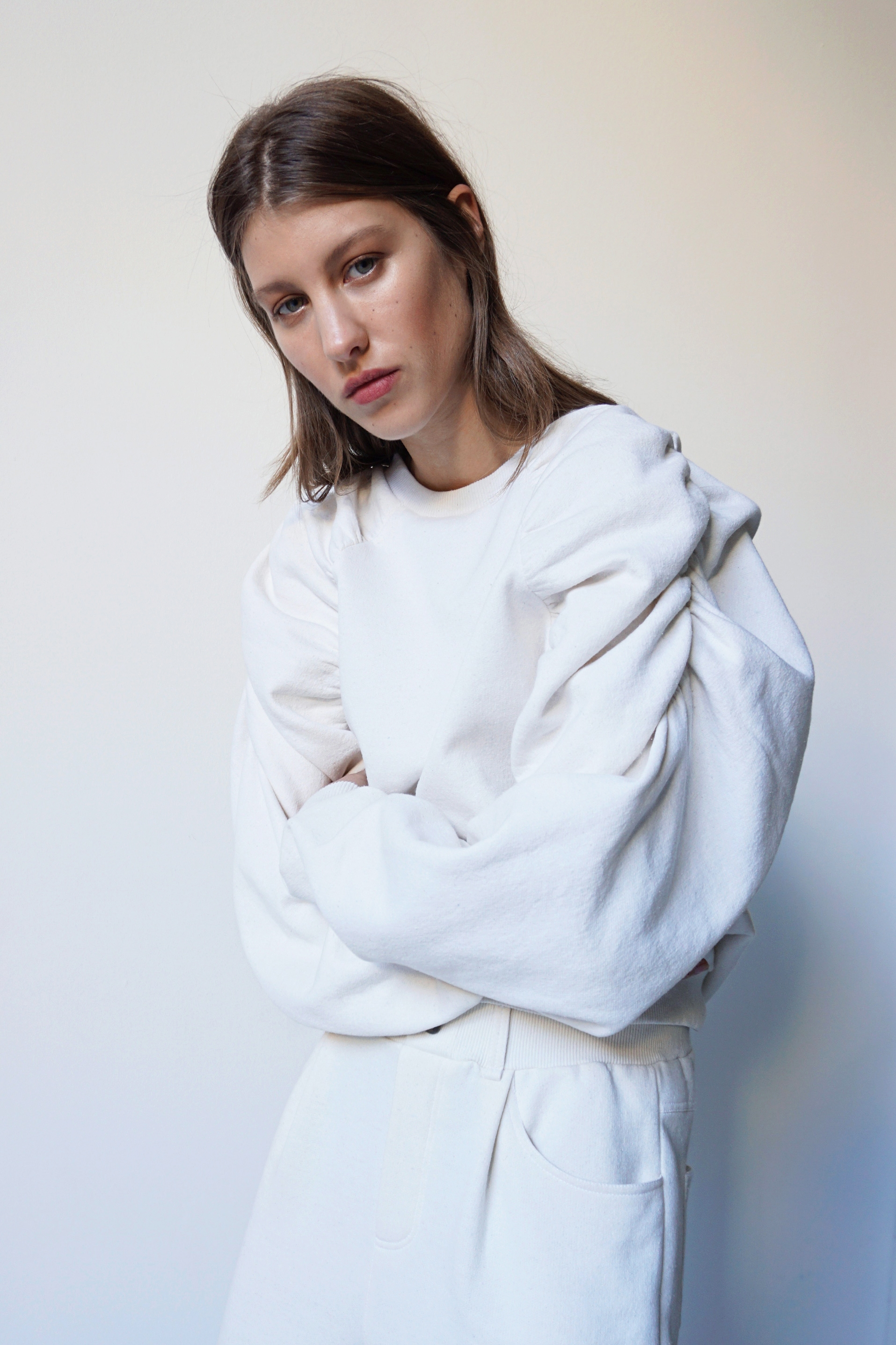 Xenia Sweatshirt Off-White